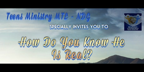 How Do You Know He Is Real? tickets