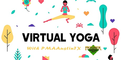 Virtual Yoga - All Levels Welcome tickets