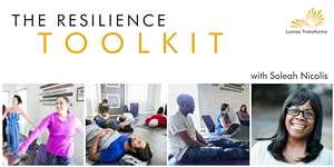 SOLD OUT - Intro to The Resilience Toolkit | 9am PDT