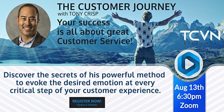 Create Your Customer Journey Map tickets