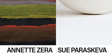 Annette Zera and Sue Paraskeva Exhibition tickets