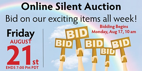RMCCF Online Silent Auction (VIP Preview List) tickets