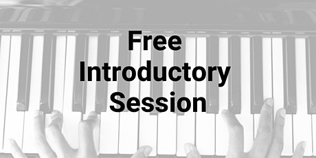 Copy of Copy of Free Introductory Session tickets