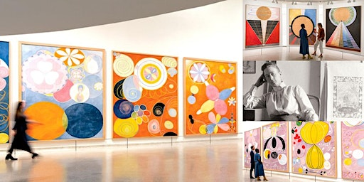 Hilma af Klint: Abstract Paintings for the Future