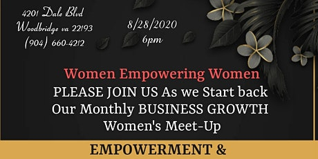 Women Empoering Women  Busness Meet-up tickets
