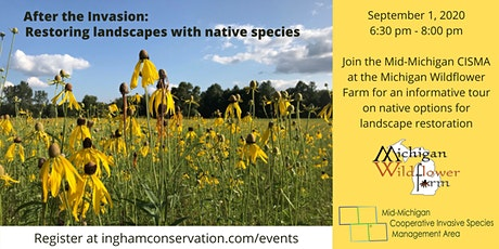 After the invasion: Restoring with native species tickets