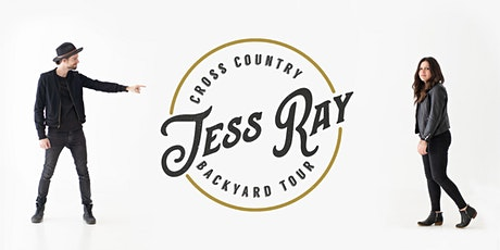 Jess Ray Backyard Tour // CLEVELAND, TN tickets