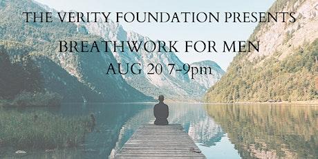 Verity Men's Breathwork Session tickets