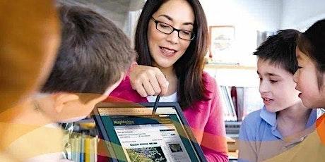 Herramientas de la Web 2.0 para trabajar en la virtualidad con propuestas e entradas