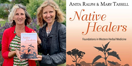 Native Healers by Anita Ralph and Mary Tassell: Online Book Launch tickets