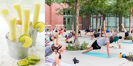 Rooftop Yoga at The Vintage: Presented by Starry Internet & VIDA Fitness tickets
