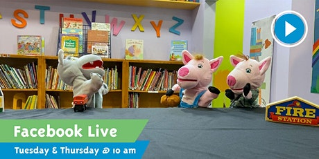 Facebook Live   Pretend City Play At Home tickets