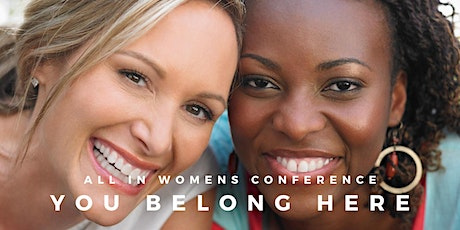 ALL IN virtual women's conference tickets