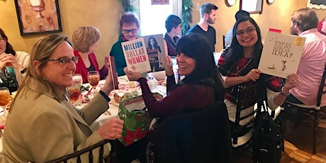 The Startup Ladies Holiday Luncheon and Book Exchange tickets