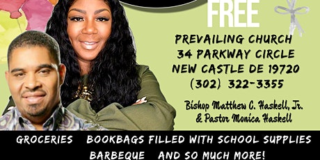 Prevailing Church Community Day - Delaware (New Castle) tickets