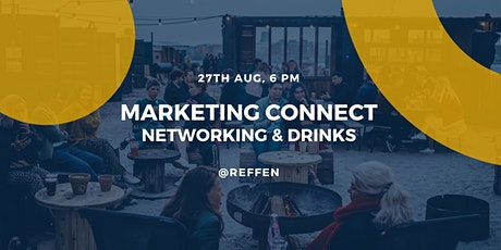 Marketing Connect: Networking & Drinks biljetter