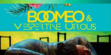 Vespertine Circus // Boomeo tickets