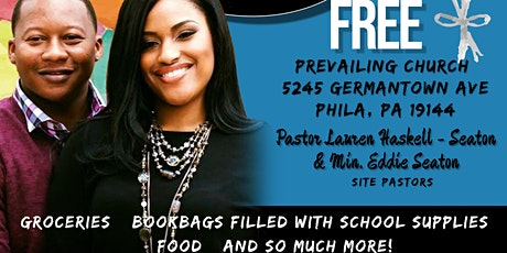 Prevailing Church Community Day - Philadelphia (Germantown) tickets