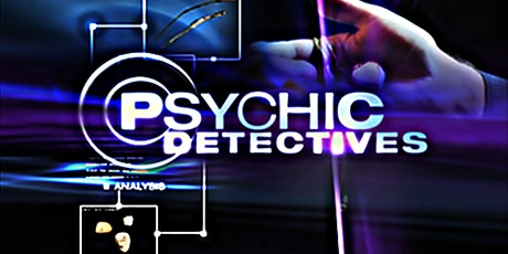 Psychic Detective Group - Special Free Event - Essex Police ONLY tickets