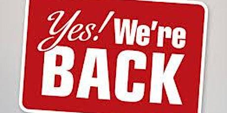 Arapahoe Tea Party: We're Back! tickets