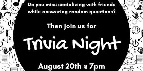 Trivia Night with PAR tickets