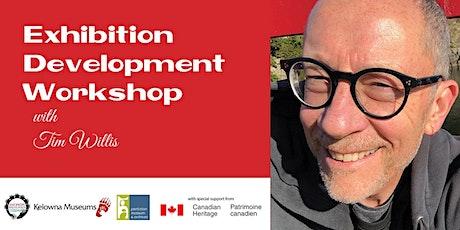 Exhibition Development Workshop tickets