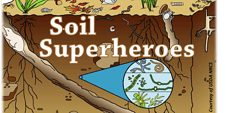 Conservation Crusaders: Soil Superheroes! tickets