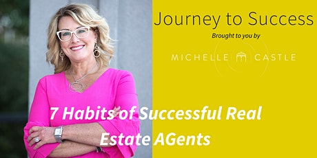GTAR Journey to Success: 7 Habits of Successful Real Estate Agents tickets