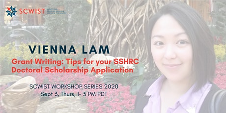 Grant Writing Workshop: SSHRC Doctoral Scholarship Applications tickets