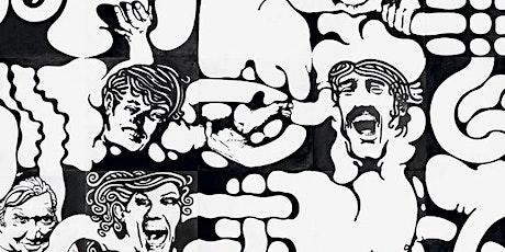 Curso Latinoamérica al sur del Sur, El folklore urbano en imágenes entradas