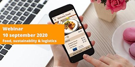 Webinar: Food & duurzame logistiek tickets