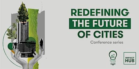 Redefining the Future: Creando acceso a espacios públicos seguros boletos