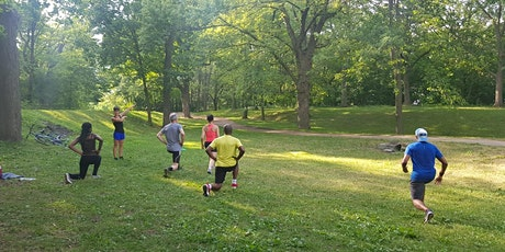 Cross Training au Parc La Fontaine tickets