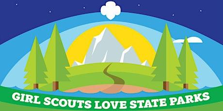 Girl Scouts Love State Parks, Oscar Scherer State Park, Sunday tickets