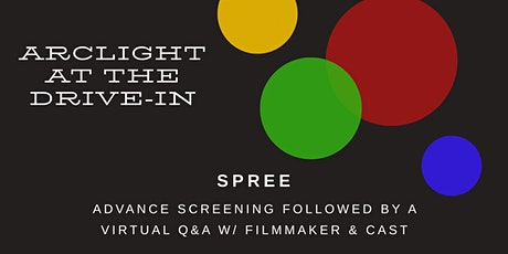 ArcLight at the Drive-In: SPREE tickets