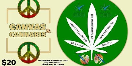 Canvas & Cannabis (Paint & Puff) tickets