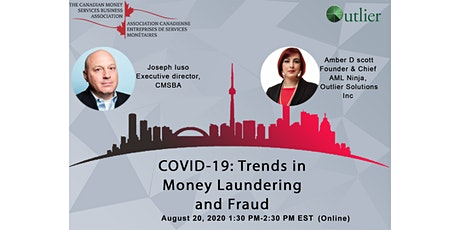 COVID-19: Trends in Money Laundering and Fraud tickets