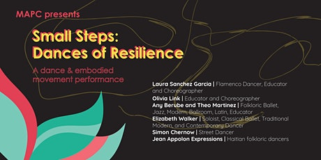 Small Steps: Dances of Resilience tickets