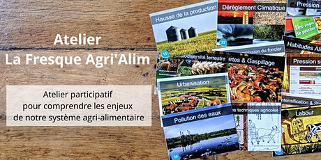 La Fresque Agri'Alim @ Le Bar Commun tickets