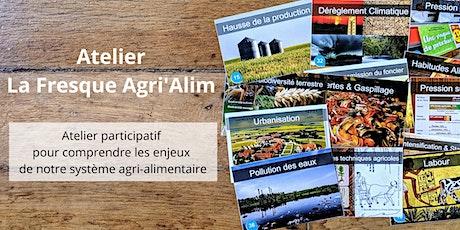 La Fresque Agri'Alim @ Le Pavillon des Canaux tickets