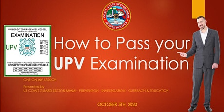 HOW TO PASS YOUR UPV (6 Pack) EXAMINATION Online Edition (Free). tickets