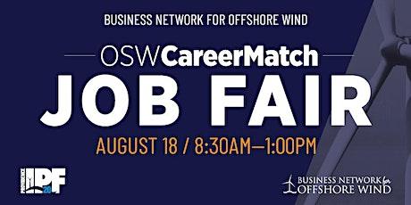 2020 IPF: CareerMatch Job Fair tickets