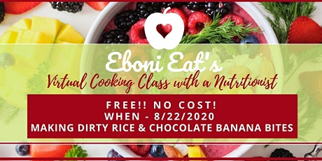Eboni Eat's Cooking Class tickets