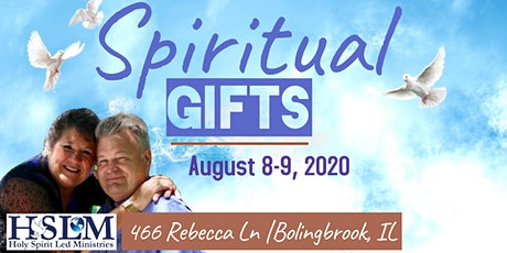 Gifts of the Holy Spirit & Activation tickets