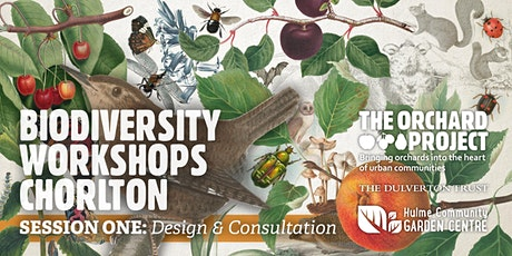 Biodiversity Workshop Chorlton - Public Consultation Day tickets