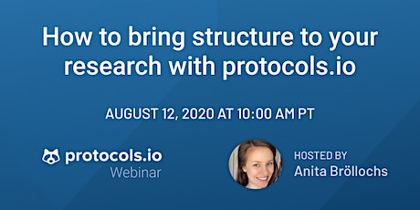 How to bring structure to your research with protocols.io tickets