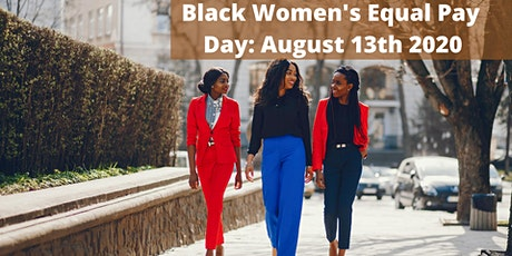 Black Women's Equal Pay Day Panel tickets