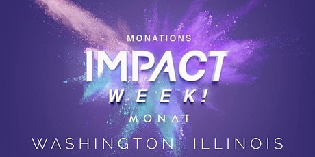 Monations Impact 2020 tickets