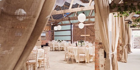 Kingsthorpe Lodge Farm Barn Wedding Venue Showcase tickets