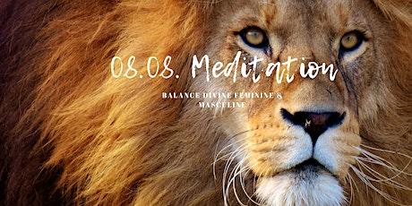 08.08 Online Meditation tickets